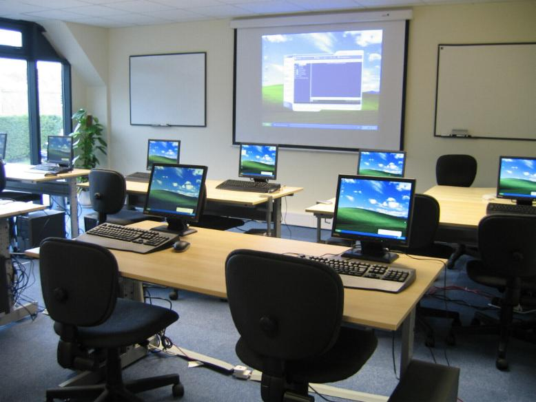 Setting Up A Software Training Room