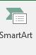 SmartArt button