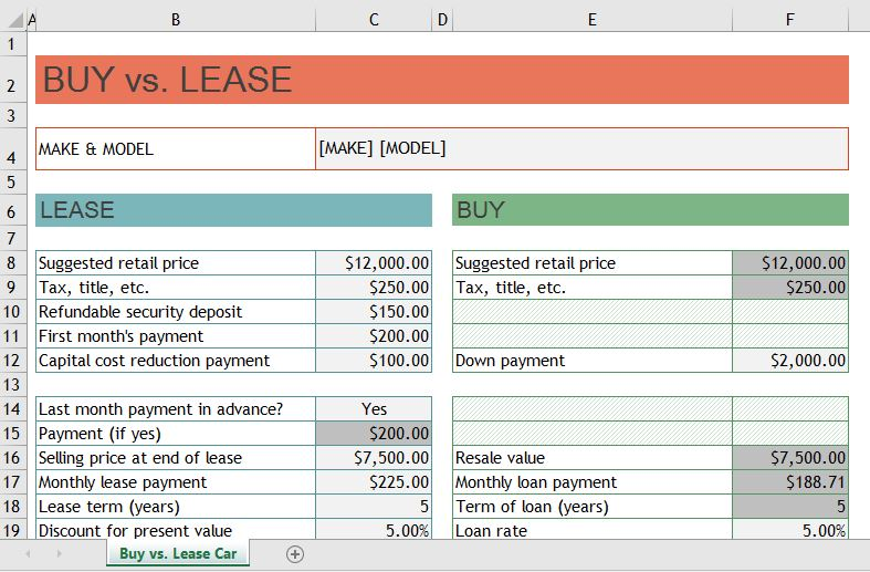 financial calculators for excel onsite software training from versitas. Black Bedroom Furniture Sets. Home Design Ideas