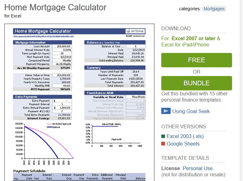 financial calculators for excel onsite software training from versitas