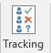 Tracking button